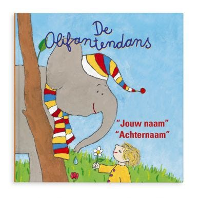 De Olifantendans - Hardcover