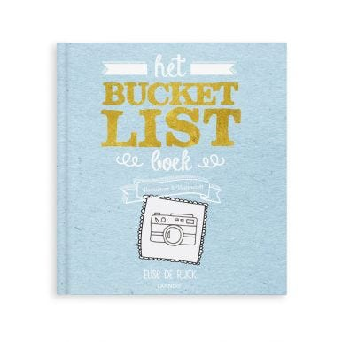 Het Bucketlist boek voor op reis (Hardcover)