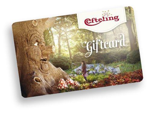 Efteling giftcard
