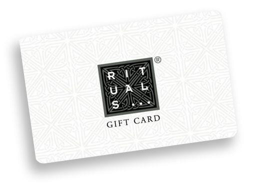 Rituals Giftcard