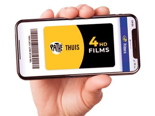 Pathe Thuis 4 hd films