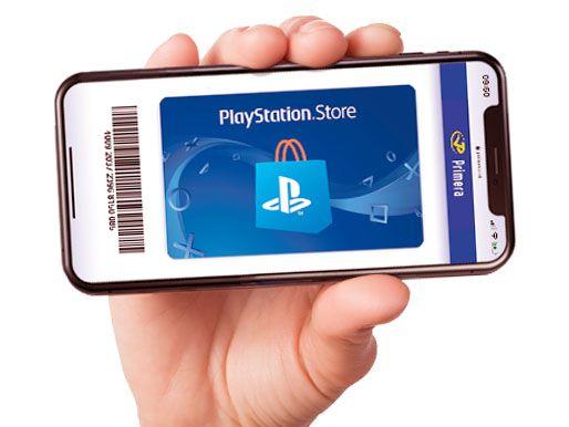 Playstation code €20
