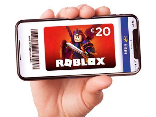Roblox-Digital-Gift-Card-€20
